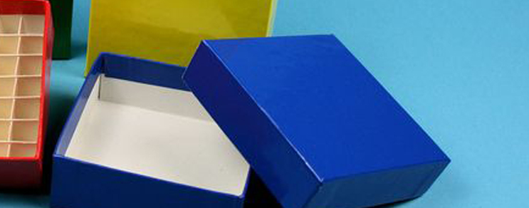 Bravo Pappe Boxen 133x133 mm