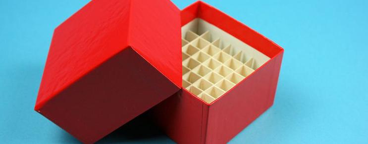 Nanu Pappe Boxen 76x76 mm +Raster