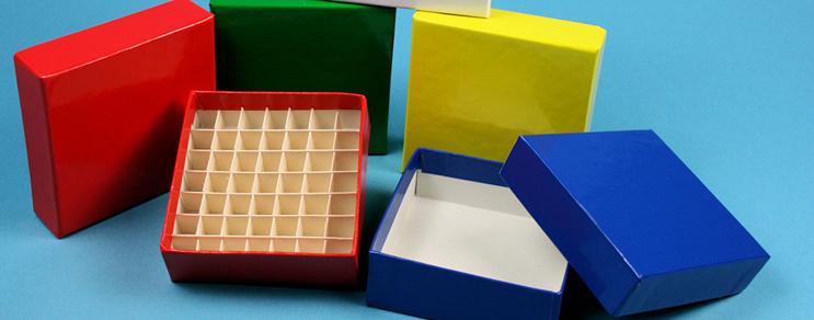 Kryo Pappe Boxen