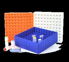 Schrankeinschübe Kryo Boxen bis 113 mm hoch