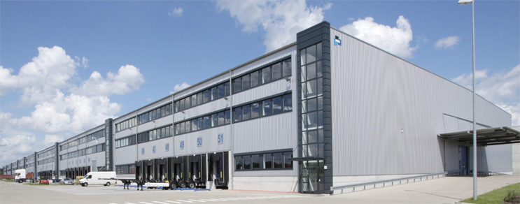 b2b Logistik Center Hamburg