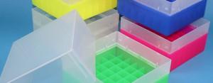 Cryoboites en plastique