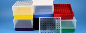Eppi® PP Kryoboxen alphanumerisch codiert ABC....