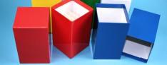 Alpha Kryo Pappe Boxen 136x136x130 mm hoch
