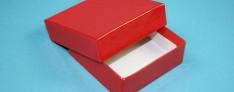 Bravo Kryo Pappe Boxen 133x133x25 mm hoch