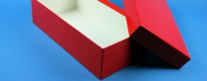 Bravo Kryo Pappe Boxen 133x257x75 mm hoch
