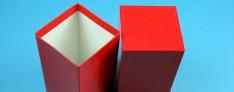 Delta Kryo Pappe Boxen 133x133x130 mm hoch