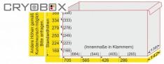 Alpha cryo kutular 139/278 mm
