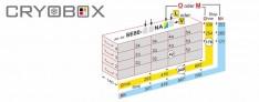 Cryo Drawers Racks boxes until 80 mm high