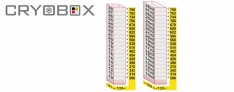 MTP Truhengestell Box 26 mm hoch