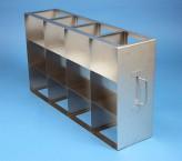 BRAVO Schrankgestell 110, für 12 Kryoboxen bis 133x133x113 mm